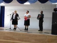 Прикрепленное изображение: Приём эстафеты от Калмыковского поселения.JPG