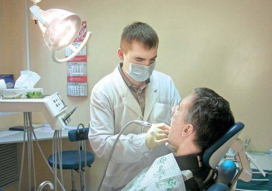 Работа больных гепатитом в стоматологии
